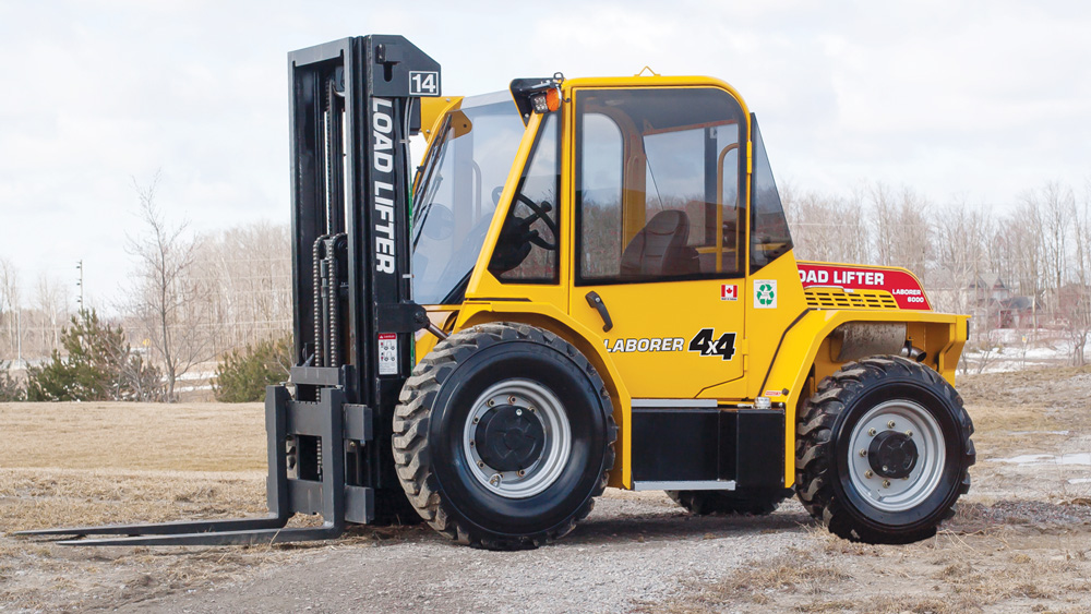 Load-Lifter | Rough Terrain Forklifts